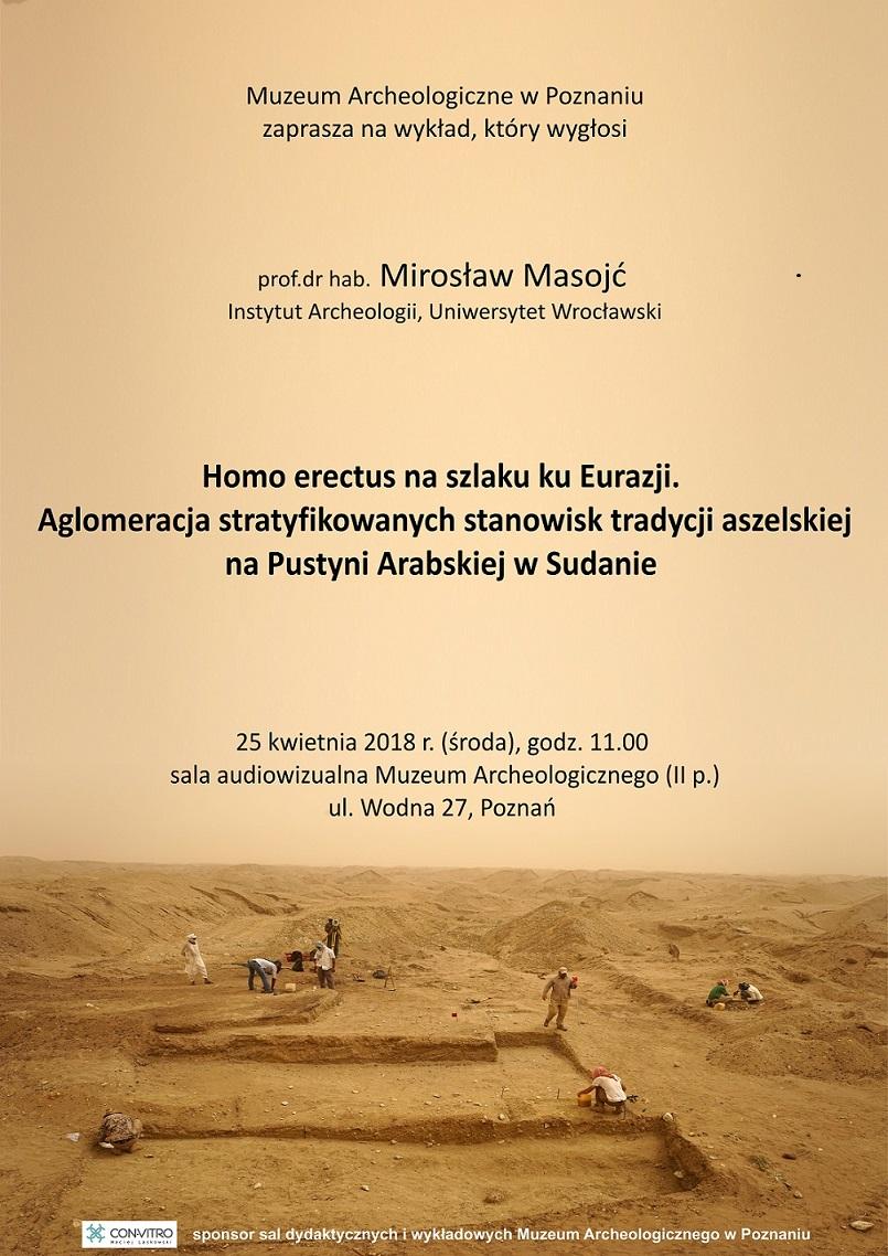 plakat wykładu